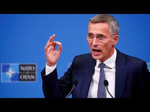 Στόλτενμπεργκ: Μονόδρομος η εφαρμογή της Συμφωνίας των Πρεσπών για ένταξη της ΠΓΔΜ στο ΝΑΤΟ…