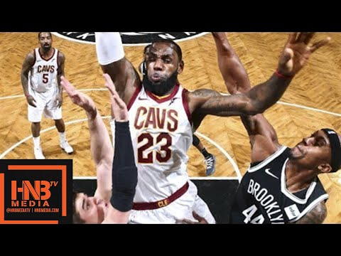 Cleveland Cavaliers vs Brooklyn Nets Full Game Highlights / March 25 / 2017-18 NBA Season - Thời lượng: 9:43.