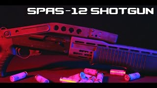 Jerry Miculek SPAS 12 Video...