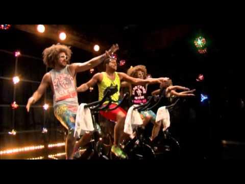 Tekst piosenki LMFAO - The Spin Class Song  ft. Jimmy Fallon po polsku