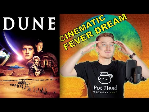 Dune (1984) - A Cinematic Fever Dream