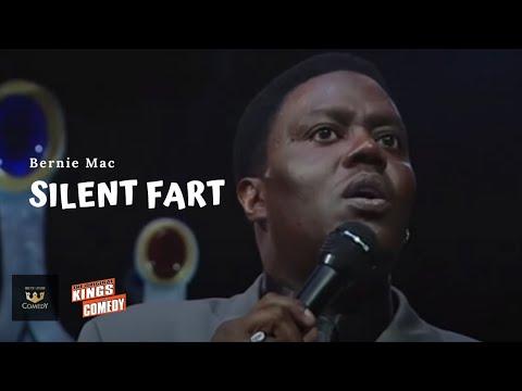 "Bernie Mac   ""Silent Fart"" Original Kings of Comedy"