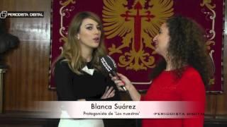 Presentación de 'Los nuestros' (Telecinco). 26-2-2015