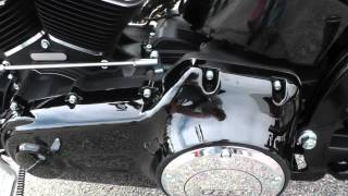 9. 017426 - Used 2013 Harley-Davidson Blackline FXS Motorcycle For Sale
