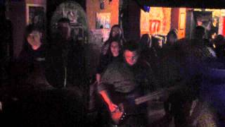 Video Sound of Qualm - 01.12.2013 - Collosseum Music Pub, Košice (Full