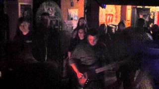 Video Sound of Qualm - 01.12.2013 - Collosseum Music Pub, Košice (Full