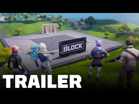 Fortnite: The Block Reveal Trailer - The Game Awards 2018