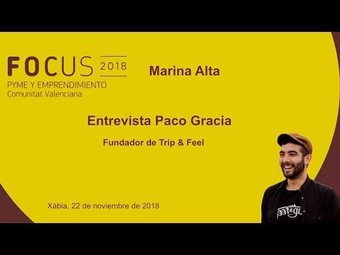 Entrevista Paco Gracia, fundador de Trip&feel en Focus Pyme Marina Alta[;;;][;;;]