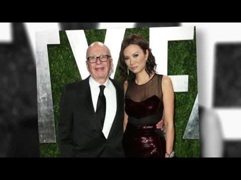 Rupert Murdoch Files for Divorce From Wendi Deng - Splash News