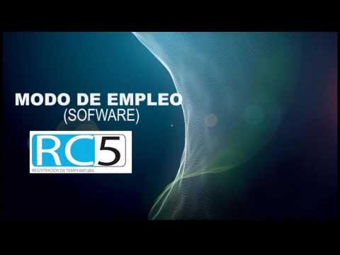 TUTORIAL TERMOGRAFICADOR RC5 video