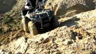 8. Yamaha Grizzly 350 4x4