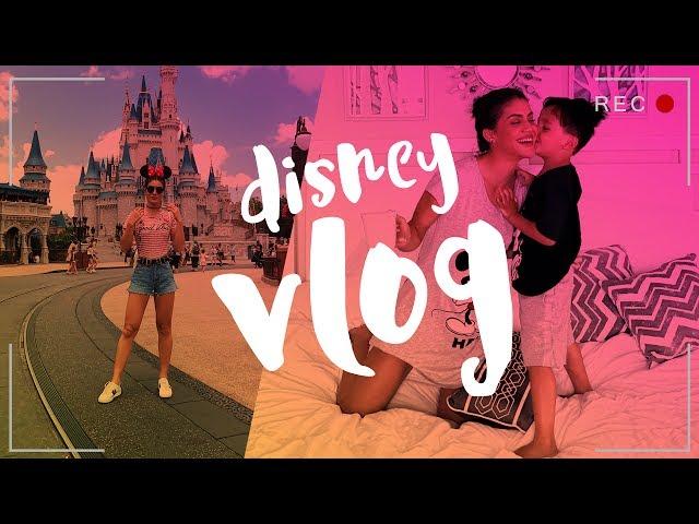 #CamiVlog: Disney com a Família - Super Vaidosa
