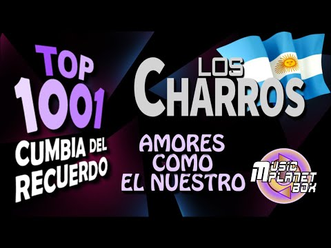 Videos musicales - LOS CHARROS - AMORES COMO EL NUESTRO + Links de Descarga Wav & Mp3 (320)