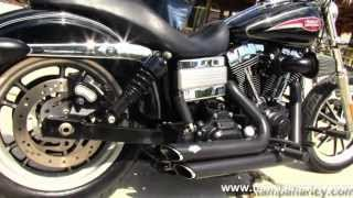 10. Used 2008 Harley-Davidson FXDL Dyna Lowrider with Vance & Hines Exhaust