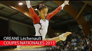 Avec un total de 51.550 points, Oréane Léchenault termine à la 5e place de la coupe nationale senior de gymnastique qui a eu lieu aux Ponts-de-cé. Découvrez l'intégralité de sa compétition. Gamba la gym !Pour retrouver Oréane, abonnez-vous ! Facebook : https://www.facebook.com/OreaneGym/Insta : https://www.instagram.com/oreane_simba/Site : http://gymsport.fr/