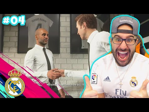 OMG LIVERPOOL OFFER $100,000,00 FOR BALE! FIFA 19 Real Madrid Career Mode #04