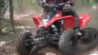 5. KTM 525 XC ATV test