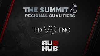 FD vs TnC, game 1