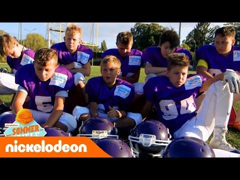 Nickelodeon Sommerspiele on Tour | Folge 32 | Football | Nickelodeon Deutschland