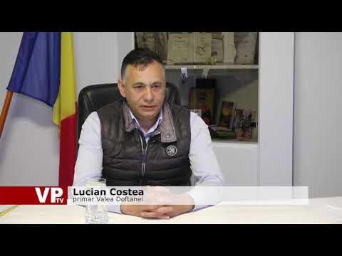 Comitet de urgență la Valea Doftanei, pentru drumul surpat