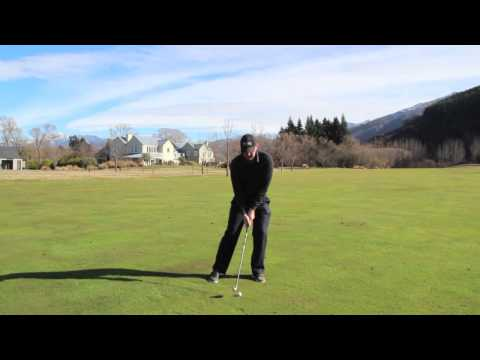 GOLF LESSONS – CORRECT POSTURE TO GET MORE SHOULDER TURN