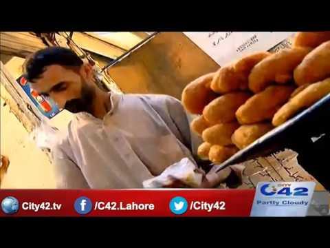 یہ ہے لاہور (چوک پرانی کوتوالی، سنہری مسجد، اور کشمیری بازار) 5th اکتوبر 2016