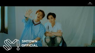 """The15th #SMSTATION #XIUMIN #MARK #Young&Free #Release #170707 #6PM XIUMIN and MARK's STATION track """"Young..."""