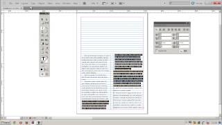 Umh2105 2012-13 Lec023 Introducción A InDesign (II). Texto