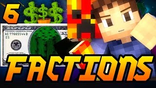 "Minecraft Factions ""CACTUS FARM COMPLETE!"" Episode 6 Factions w/ Preston and Woofless!"