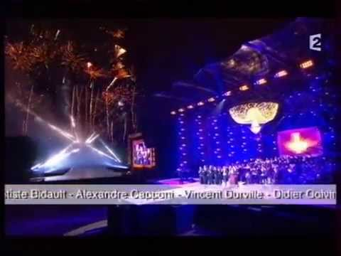 """Roberto Alagna & divers artistes - """"We are the world"""" - Final Concert 13/09/2008"""