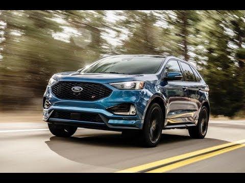 Autoestéreo | Ford Edge 2019 (видео)