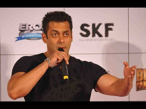 Salman Khan Reveals That He Wanted To Play Safe Wi