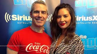 Olivia Munn opens up about Aaron Rodgers and his family