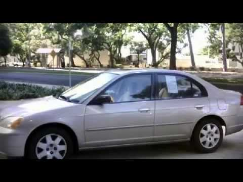 2002 honda civic ex sedan - Pflueger Honda 188 S. Beretania St. Honolulu, HI 96813 Learn More: http://www.pfluegerhonda.com/used-inventory/2002-Honda-Civic/d58a15df0a0a00640157f388ecb8b...