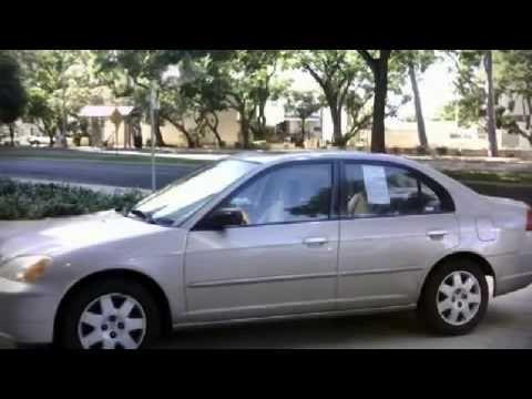 2002 honda civic ex sedan - Pflueger Honda 188 S. Beretania St. Honolulu, HI 96813 Learn More: http://www.pfluegerhonda.com/used-inventory/2002-Honda-Civic/d58a15df0a0a00640157f388ecb8b...