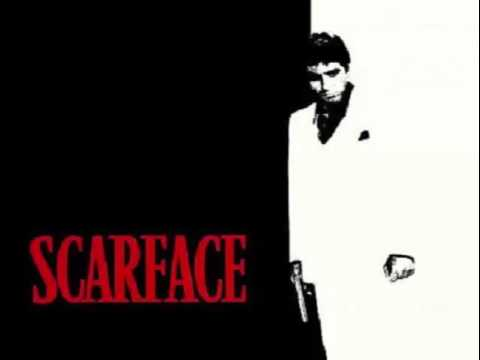 Scarface push it to the limit 1 HOURS (видео)