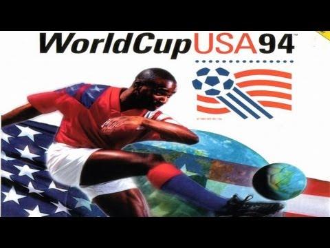 world cup usa 94 sega genesis