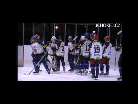 Hluboká Knights - Jiskra Humpolec