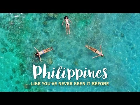 Philippines – Paradise Islands & Beaches | DJI Phantom Drone 3 4K + Osmo | 4K Video | Aeral Footage