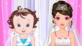 Baby Lisi Game Movie - Baby Lisi Wedding Cake - Baby Games for Kids - Dora The Explorer