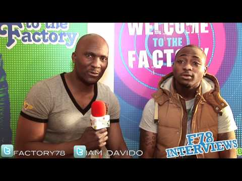 0 Factory78 Interviews Davido