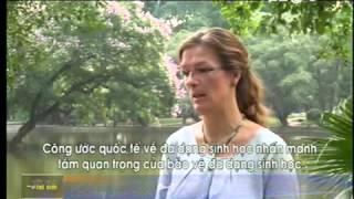 Nhân Ngày Quốc tế Đa dạng Sinh học 22/5/2013, Giám đốc Quốc gia tại Việt Nam, Louise Chamberlain kêu gọi những hành...