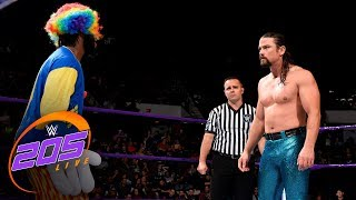 Nonton Rich Swann Vs  The Brian Kendrick  Wwe 205 Live  Oct  31  2017 Film Subtitle Indonesia Streaming Movie Download