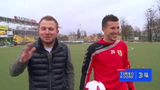 Film do artykułu: Michał Jurecki w Turbokozaku!