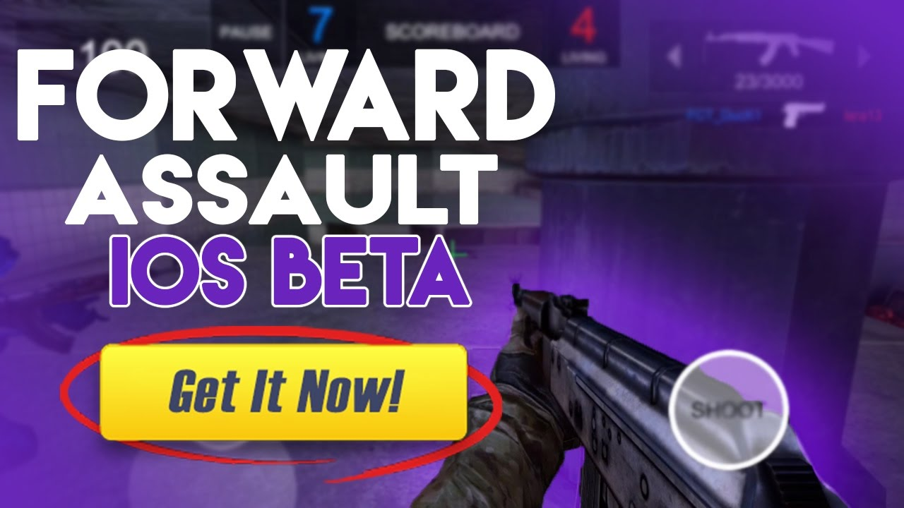 'Forward Assault' Aims to Be the Next Counter-Strike: Global Offensive for Mobile