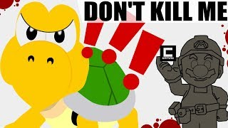 How to Create a True Pacifist Level in Super Mario Maker!