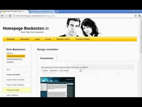 [TuT] Eigene Homepage erstellen [TuT]