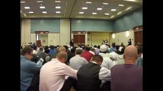 Fargo (ND) United States  city photos : 2012 Eid prayer, Fargo, ND, USA - part 2