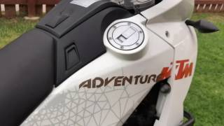 10. KTM 990 ABS is the way Adventure in high res
