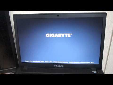 Q2556N SSD 장착후 Windows 7 부팅속도